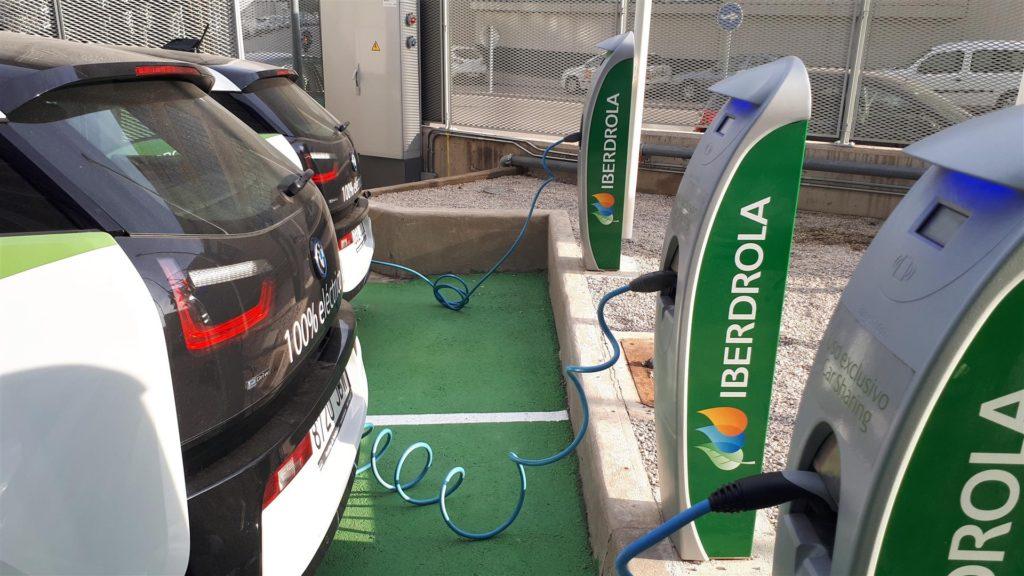 Cargadores coche electrico Ingerev City