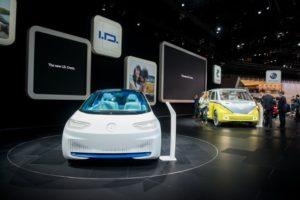 Nuevo Volkswagen I.D. Neo.