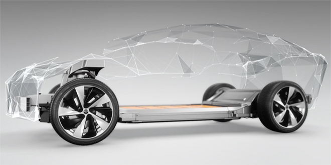 Batería de coche eléctrico