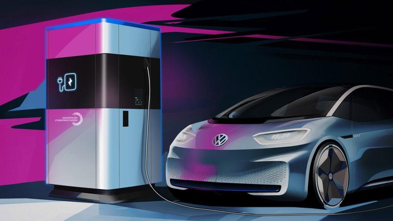 Carga ultra rápida Volkswagen Group Components 360 kW