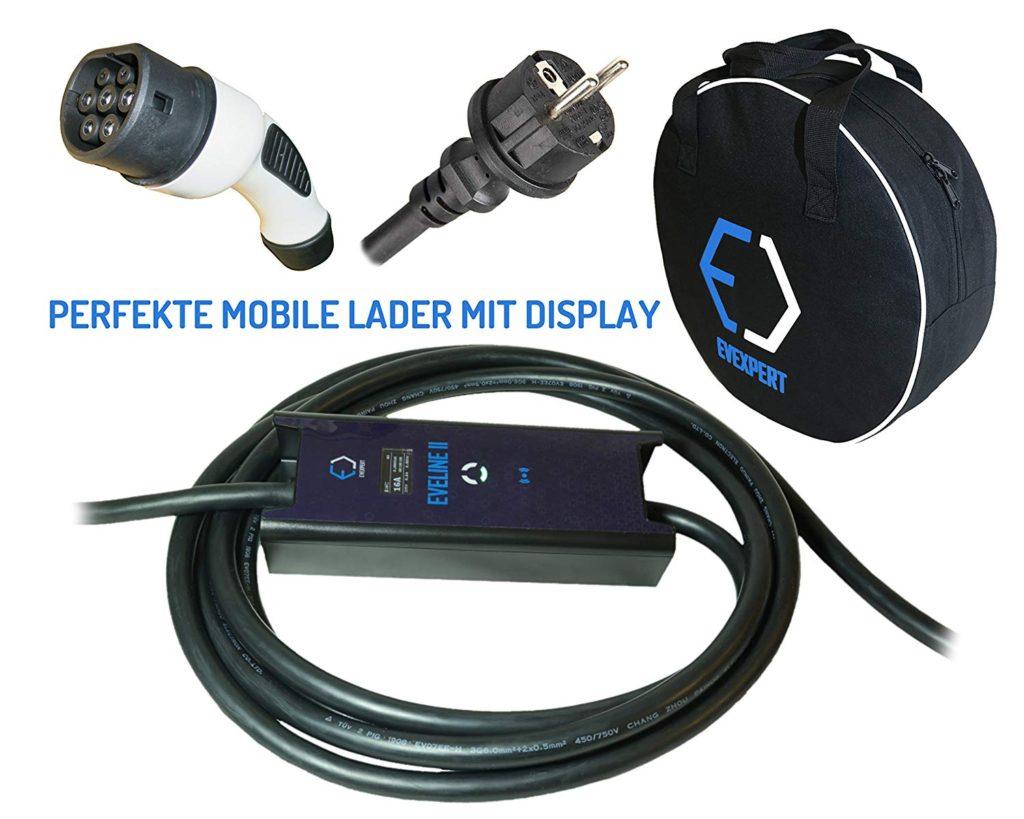 Cargador portatil Eveline II 16A