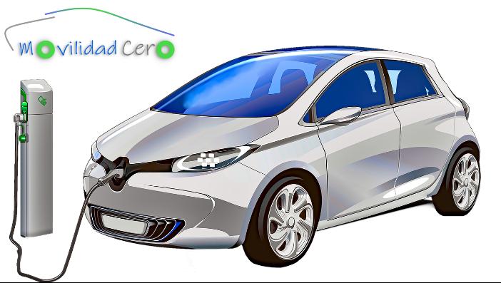 Renault Zoe recargando