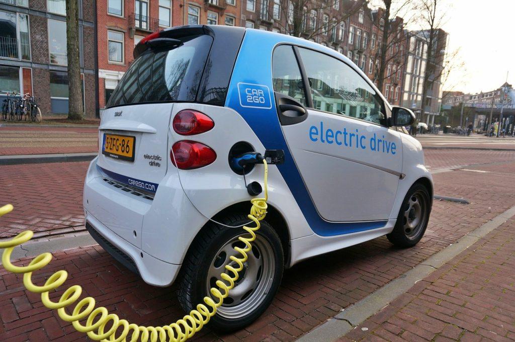 Smart Electrico Recargando