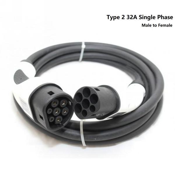Cable de carga Jekayla EV tipo 2 32A