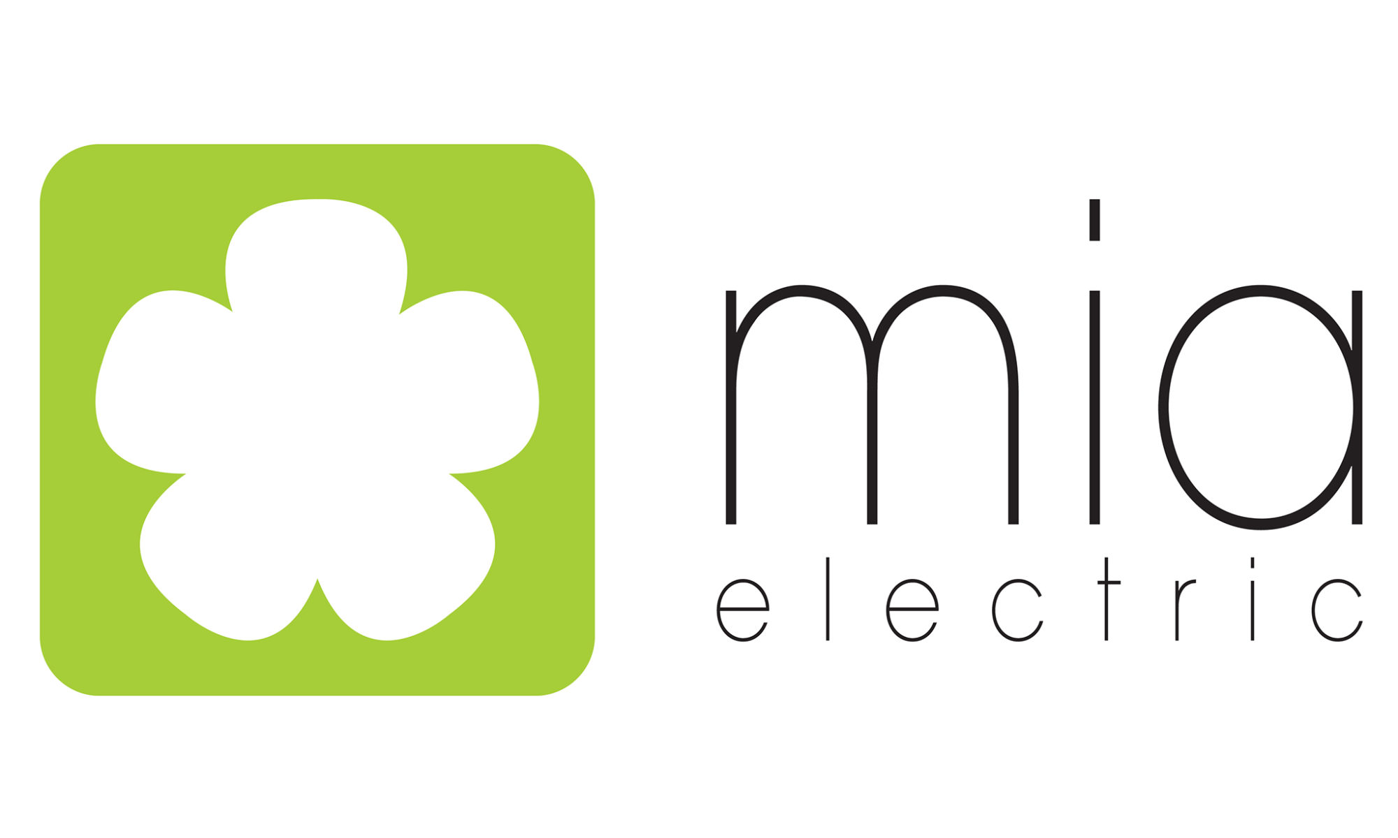 mia electric Logo
