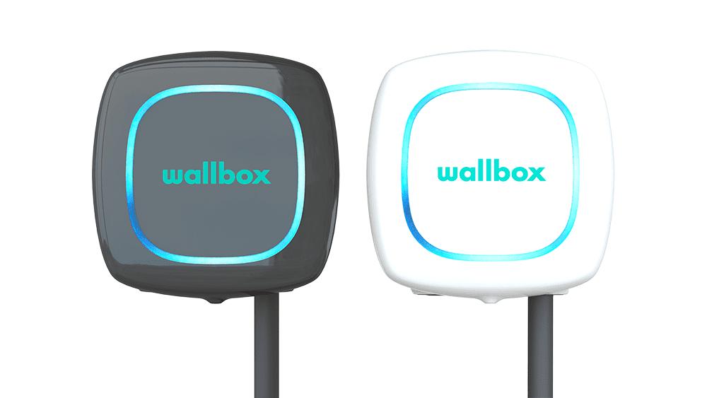 Wallbox, imagen de marca PULSAR