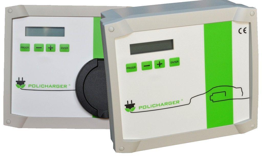 Wallbox Policharger