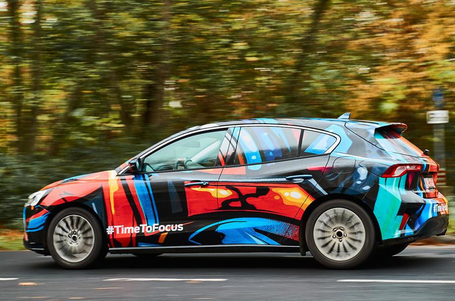 Ford focus eléctrico 2019