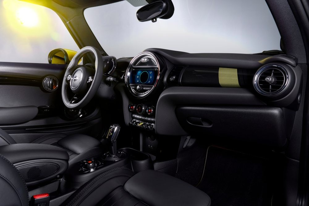 Mini Electrico Countryman SE (Interior)