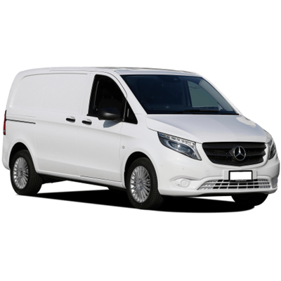 mercedes vito e-cell van