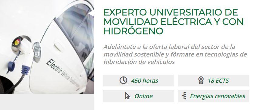 Curso Experto en Movilidad Eléctrica SEAS